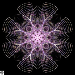 138_00-Apo7x-190424-3 (nurax) Tags: fantasia frattali fractals fantasy photoshop mandala maschera mask masque maschere masks masques simmetria simmetrico symétrie symétrique symmetrical symmetry spirale spiral speculare apophysis7x apophysis209 sfondonero blackbackground fondnoir