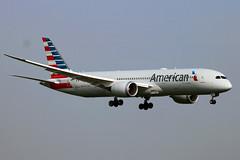 N839AA  Boeing 787-9 AAL  LHR (Jetstar31) Tags: n839aa boeing 7879 aal lhr