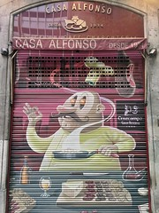 CASA ALFONSO (1934) (Yeagov_Cat) Tags: 2019 casaalfonso carrerrogerdellúria carrerderogerdellúria 1934 restaurant botiga barcelona catalunya