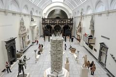 Victoria and Albert Museum, London, England (Joseph Hollick) Tags: london england victoriaandalbertmuseum museum sculpture art