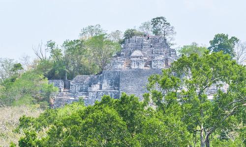 Estructura II de Calakmul