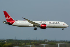 G-VAHH (PlanePixNase) Tags: london heathrow lhr egll planespotting airport aircraft virgin atlantic boeing 7879 b787 b789