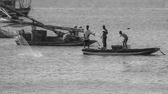 Fishing (alcirgomesadv) Tags: canon t6 1300d eosrebelt6 fortaleza ceará brasil brazil sea ocean mar vessel sailing windsurf