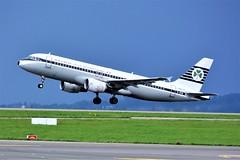 """(CDG) Aer Lingus Airbus A320 EI-DVM""""Retro livery""""Takeoff 27R (dadie92) Tags: cdg lfpg airbus aerlingus retrolivery a320 eidvm takeoff spotting airplane aircraft nikon d7100 sigma tamron danieldanel"""