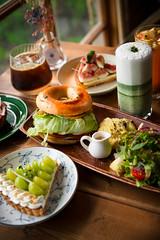 _DFK6569 (楚志遠) Tags: 楚志遠 凍先生 生活 美食 nikon df 2470mm f28 g2 tamron 春正商行 コーヒー 焙煎 下午茶 甜點 塔