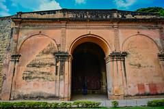 Bangalore Fort - Bangalore India (mbell1975) Tags: gate portal tor bangalore karnataka india fort bengaluru indian castle burg festung fortress castillo kasteel borg château citadelle citadel castelo fortaleza zamek kale palais palac paleis palau palao