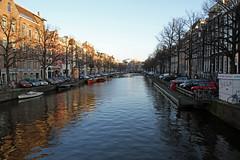 Amsterdam2014_314 (schulzharri) Tags: amsterdam holland niederlande netherlands europ europe water building house haus sun sonne sky himmel blau blue
