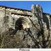 ermita santa Cecilia románico del norte de Palencia