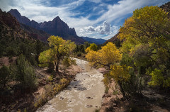 Canyon Junction (kspixels) Tags: utah zionnationalpark zion canyon junction