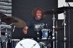 388-20180603_14th Wychwood Music Festival-Cheltenham-Gloucestershire-Main Stage-Feeder-drums (Nick Kaye) Tags: wychwood music festival cheltenham gloucestershire england