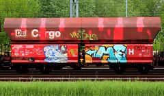 Graffiti on Freights (wojofoto) Tags: amsterdam nederland netherland holland graffiti streetart cargotrain vrachttrein freighttraingraffiti freighttrain freights fr8 wojofoto wolfgangjosten farao