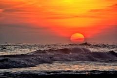 My View (Darren-) Tags: art atlanticocean beach beauty beautiful beachseaocean color gorgeous hamptons sky sea sunset sand seashore seascape sun thehamptons perfect pretty water bridgehampton ny nikon nature sillhoutte silhoutte