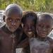 enfants - bijagos - orango