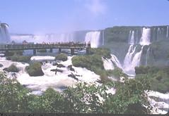 Iguacu Falls....  Foz do Iguaçu (vincenzooli) Tags: fujiprovia waterfall nikonf6 film