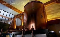 Distillerie Straw Bale P1190306_Big_WM (Twilight'Zone) Tags: distillerie strawbale vacquiers