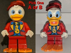 Howard the duck (Letgoofmylego) Tags: howardtheduck letgoofmylego moc lego legomarvelsuperheroes comic movies