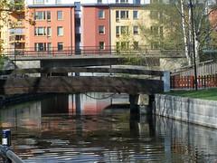 Norrtäljes broar (7) (tompa2) Tags: norrtälje bro uppland