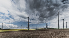 Windpark Druiberg (Viewfreeze) Tags: windräder druiberg windpark enercon erneuerbar windkraftanlage energie harzvorland