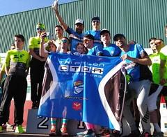 duatlón x equipos campeón natación David Huertas 1