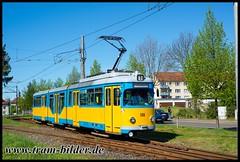 508-2019-04-25-2-Waltershäuser Straße (steffenhege) Tags: gotha thüringerwaldbahn überlandbahn strasenbahn streetcar tram tramway gt8nf duewag 508