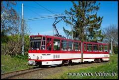 311-2019-04-25-1-WS Waltershäuser Straße (steffenhege) Tags: gotha thüringerwaldbahn überlandbahn strasenbahn streecar tram tramway tatra kt4d ckd 311