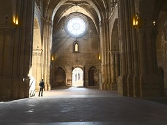 Lighting (muntsa-joan-color) Tags: light church arquitectura architecture iglesia structure gothic art ancient chapel religious shadow