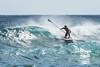 stand-up paddling for advanced surfers (rooibusch) Tags: hawaiianislands kauai poipu