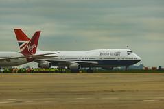 British Airways G-CIVB (Retro) (AP-B777X) Tags: gcivb britishairways ba boeing b747 747 b744 heathrow
