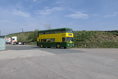 856-06 (Ian R. Simpson) Tags: ndl656r bristol vrt ecw southernvectis 656 lowland 856 preserved bus