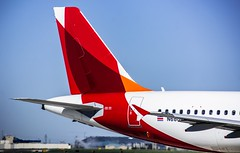 Avianca A320 Tail YYZ/CYYZ (Sonny Photography) Tags: avianca a320 toronto pearson airport airbus planespotters planespotting tail 70300mm nikon plane aircraft aviation avgeek