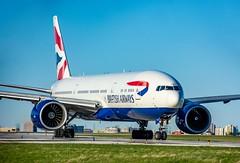 British Airways 777-200ER YYZ/CYYZ (Sonny Photography) Tags: britishairways british lhr london 777200er 777 772 boeing baw speedbird aviation avgeek closeup toronto cyyz yyz