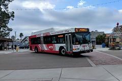 MTS Bus (So Cal Metro) Tags: bus metro transit mts sandiegotransit sandiego gillig advantage lowfloor rt852 lamesa 2300 bus2316