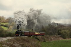 926 Repton (Jacobite52) Tags: 926 repton southern railway train steam northyorkshiremoorsrailway nymr
