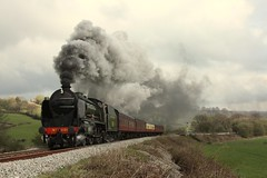 Repton (Jacobite52) Tags: 926 repton southern railway train steam northyorkshiremoorsrailway nymr