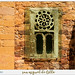 ventana original de san Miguel de Lillo