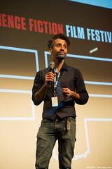 37th BIFFF - Antrum Presentation - 18-04 - Mike Meysmans (6) (@BIFFF) Tags: bifff film antrum