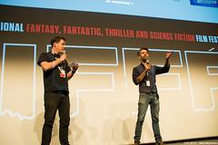 37th BIFFF - Antrum Presentation - 18-04 - Mike Meysmans (2) (@BIFFF) Tags: bifff film antrum