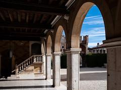 """Il Porticato della Villa (fabrizio_buoso) Tags: thiene veneto vicenza nikonclubit """"nikonflickraward"""""""