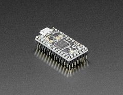Short Male Header Kit for ItsyBitsy (adafruit) Tags: 4173 adafruit accessories shortheaders headers shortmaleheaders itsybitsy diy diyelectronics diyprojects electronics projects