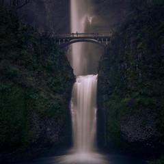 The Ghost of Multnomah (RobATran) Tags: multnomahfalls waterfall sonya7iii tokina1116 nature oregon columbiarivergorge