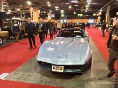 1982 Chevrolet Corvette Crossfire L83 V8 (mangopulp2008) Tags: 1982 chevrolet corvette crossfire l83 v8 retro mobile paris france 2019 february