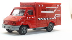 HT IVECO DAILY FIRE RESCUE AMBULANCE 1/64 (ambassador84 OVER 14 MILLION VIEWS. :-)) Tags: ht ivecodaily ambulance diecast