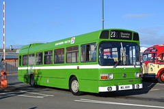 Southern Vectis 880 MDL880R (Will Swain) Tags: gladstone pottery museum during pmt running day 21st october 2018 bus buses transport travel uk britain vehicle vehicles county country england english preserved heritage southern vectis 880 mdl880r
