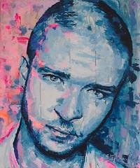 Justin Timberlake (Stéphane-Hervé's Art) Tags: