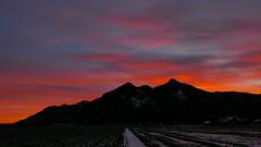 Burning Sky Schnappenberg Hochgern Hochlerch (Aah-Yeah) Tags: burning sky sunrise sonnenaufgang morgenrot schnappenberg hochgern hochlerch aschafeld marquartstein achental chiemgau bayern