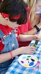 2019_TTG_Raleigh NC Hope Reins 11 (TAPSOrg) Tags: taps tragedyassistanceprogramforsurvivors tapstogethers raleigh northcarolina hopereins 2019 military outdoor redshirt kids children candid art crafts