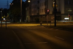 Bahnhofstraße / Herne    Hier geht die Post ab (desireeskorzec) Tags: kreuzung herne