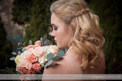 Bridal Profile (Laura K Bellamy) Tags: bride bridal bridals portraits wedding weddings