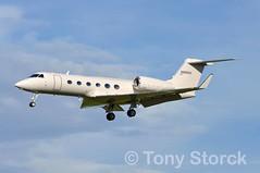 N888HH (bwi2muc) Tags: bwi airport airplane aircraft plane flying aviation spotting spotter gulfstream n888hh bwiairport bwimarshall baltimorewashingtoninternationalairport g450 gulfstream450 givx