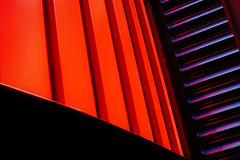dive bar (♫ marc_l'esperance) Tags: carlzeissjena50mmf18 pancolar zebra 8blade radioactive vintagelens oldschool manualphotography manualfocus manualexposure building geometry geometric abstract abstraction minimal minimalist architecture architectural detail modern design eastvancouver eastvan 2019 cml luxmaticcom marclesperancephoto czj 50mm f18